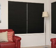 DIY Blinds - Black