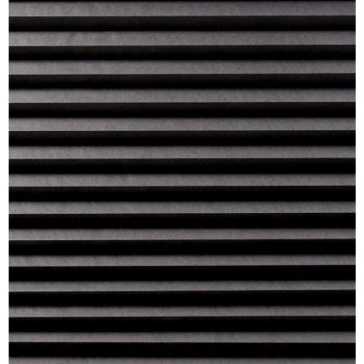 Black paper blinds